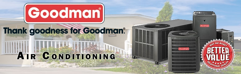 goodman ac sale